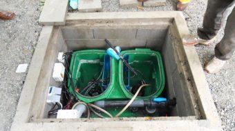 Comment installer une pompe de relevage ?